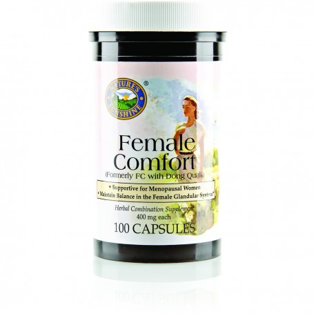 Female Comfort (100 cap)