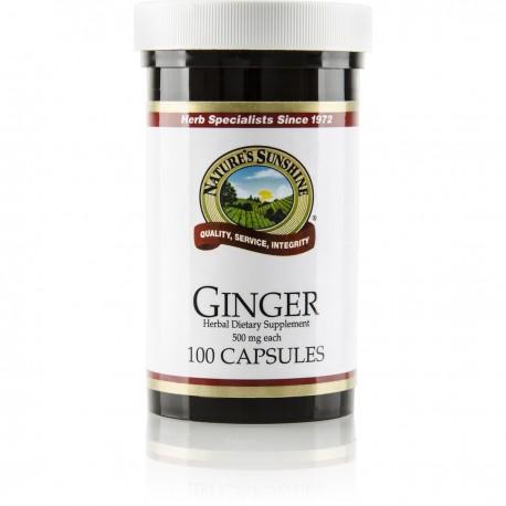 Jengibre Ginger (100 cap)