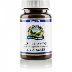 L-Glutamina (30 cap)
