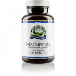 Magnesium 250mg (180 tab)