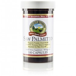 Saw Palmetto (100 cap)