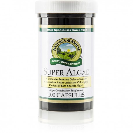 Super Algas (100 cap)