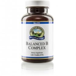 Vitamina B BALANCED Complex (120 tab)
