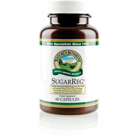 Regulador de Azucar SugarReg® (60 cap)