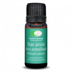Anis Estrellado 100% Aceite Esencial 10ml