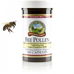Polen de Abeja (100 Cap) Bee Pollen