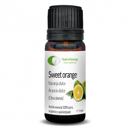 Aceite Esencial Naranja Dulce 10ml
