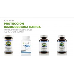 KIT 2: Proteccion Inmunologica Basica