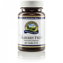 Bilberry Fruit Concentrate (60 Cap) Arandanos